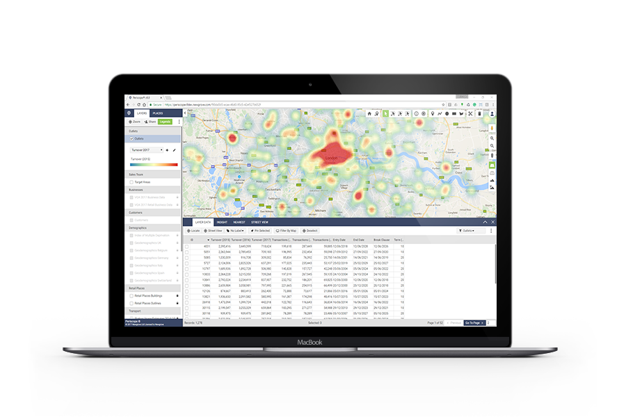 Location Intelligence for Finance | Leading expert in location intelligence 1